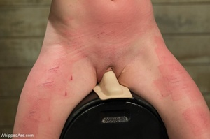 Sybian machine, breath play, and boundin - XXX Dessert - Picture 9