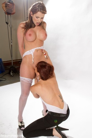 Red-headed MILF enjoys obedient teen wit - XXX Dessert - Picture 11