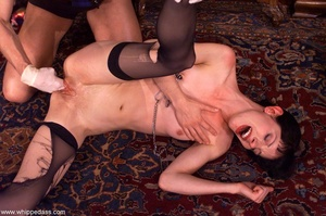 Female makes her victim crazy using wate - XXX Dessert - Picture 11