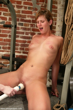 Adorable lady gladly plays the dirty sub - XXX Dessert - Picture 13