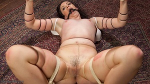 Amateur girl gets tortured by extravagan - XXX Dessert - Picture 8