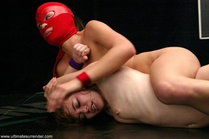 Crazy ninja has a strapon to play male r - XXX Dessert - Picture 13