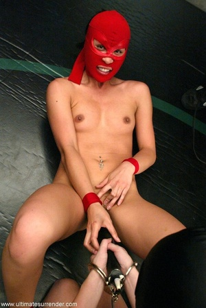 Crazy ninja has a strapon to play male r - XXX Dessert - Picture 17