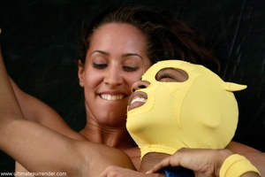 Unstoppable Latinas performed an unusual - XXX Dessert - Picture 7