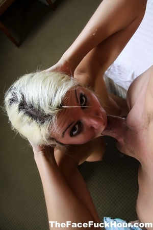 Steaming hot blonde lays prone and tease - XXX Dessert - Picture 8