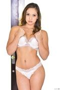 bikini, interracial, stripping, white