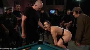 A billiards room is the site of an outra - XXX Dessert - Picture 3