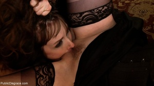 Slaves in training are the center of att - XXX Dessert - Picture 2