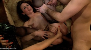 Slaves in training are the center of att - XXX Dessert - Picture 4
