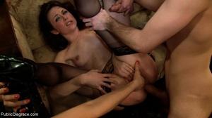 Slaves in training are the center of att - XXX Dessert - Picture 4