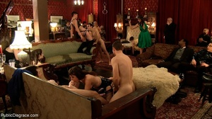 Slaves in training are the center of att - XXX Dessert - Picture 9