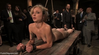 slaves trained dominated front