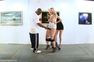 Curvy blonde chick with big tits is fuck - XXX Dessert - Picture 5