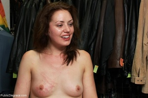Being made to piss in front of everyone  - XXX Dessert - Picture 18