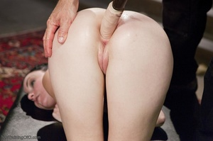 Lady loves rough threesomes where being  - XXX Dessert - Picture 11