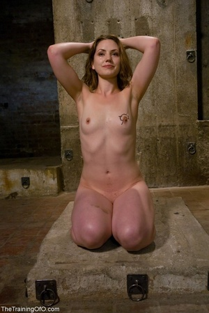 Young woman's ass and legs turn pink fro - XXX Dessert - Picture 14