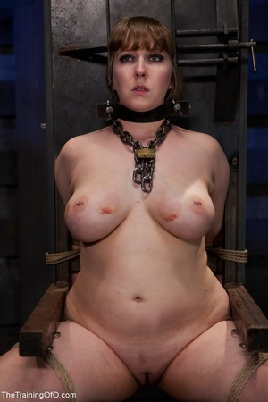 Chubby girl likes electrostimulation and - XXX Dessert - Picture 9