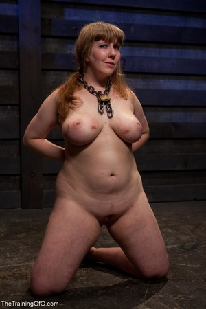 Chubby girl likes electrostimulation and - XXX Dessert - Picture 18