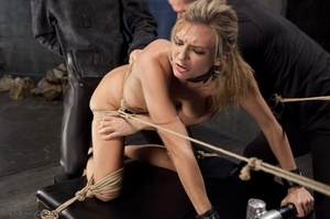 Flawless blonde has a completely kinky s - XXX Dessert - Picture 15