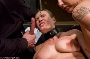 Chubby honey has a good time with a man  - XXX Dessert - Picture 12