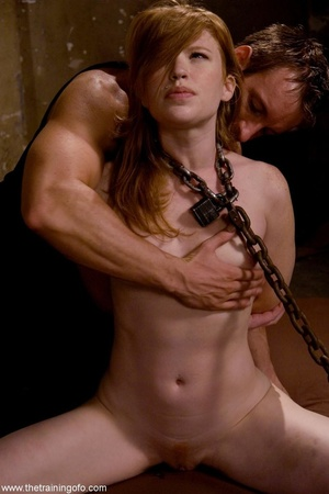 Face fucking and public nudity are part  - XXX Dessert - Picture 2