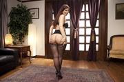 submissive milf black stockings