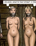 Blonde sex slaves are ready for some nasty discipline. Breeders: New Blood