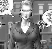 Horrendous Nazis are ready to fuck some gorgeous sluts. Agnes Beauvais