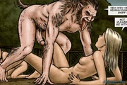 horny wolfman has another