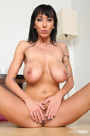 American hottest beauty nude