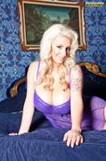 big tits, blonde, individual model, lingerie
