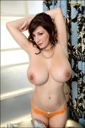 big tits, brunette, individual model, tits