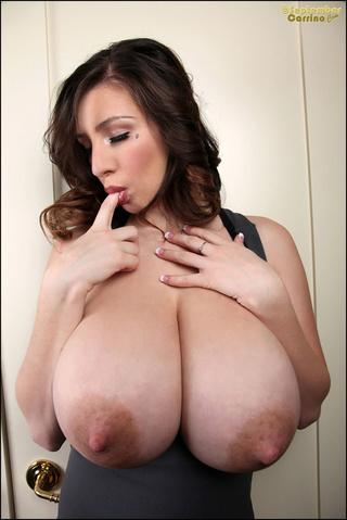 Nipples big nasty