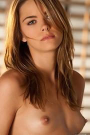 sexy brunette get hot