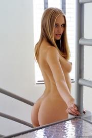 sexy vixen wears plaid
