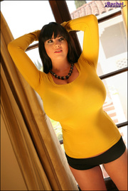 sunny yellow top and