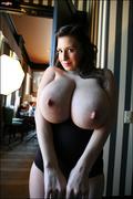 beauty, big tits, brunette, nipples