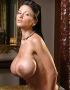 big tits, brunette, tits, vixen