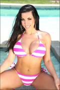 big tits, bikini, pool, tits