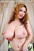 big tits, lift, redhead, tits