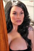 big tits, black, tight, voluptuous