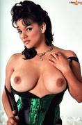big tits, corset, nipples