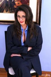 sexy latina looks nerdy