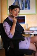 big tits, boss, busty, secretary