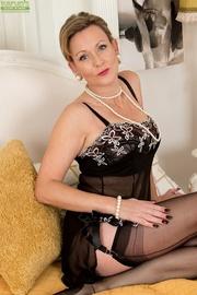 sophisticated momma black lingerie