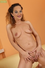 super cute housewife with