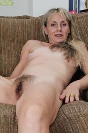 slim blonde hot mama