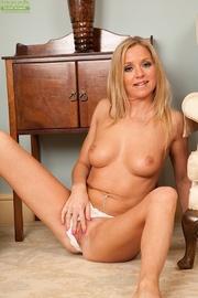 beautiful blonde milf sheer