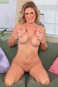 blonde, milf, mom, pussy