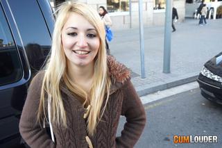 audacious blonde van experience